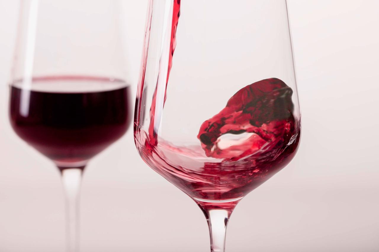 lighter wine mix